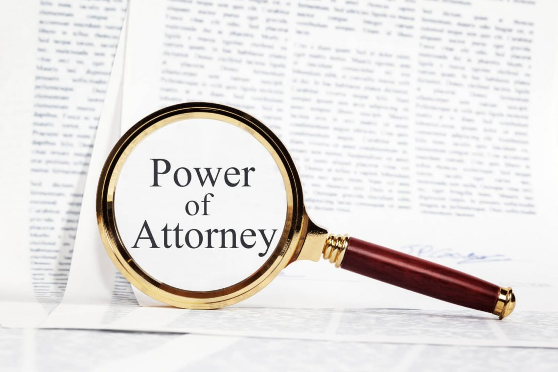 Connecticut Uniform Power Of Attorney Act